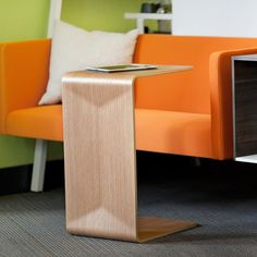 Steelcase Turnstone Campfire Personal End Table & Reviews | Wayfair