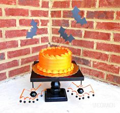 Uncommon Events: Bat Cake Toppers... | Uncommon