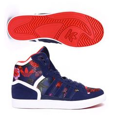 Floral addidas #extaball #sneakers #sneakershead