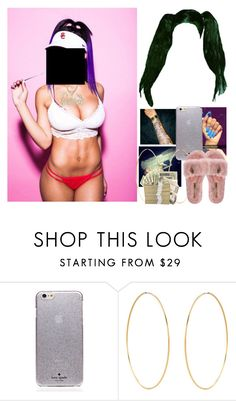 """""""// Photo shoot 💦💎"""" by melaninmonroee ❤ liked on Polyvore featuring Humör, Kate Spade and Accessorize"""
