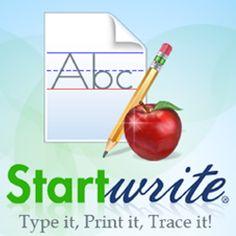 StartWrite Handwriting Software Review