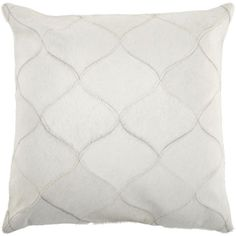 """Charolais Pillow 18"""" ($65) ❤ liked on Polyvore featuring home, home decor and throw pillows"""