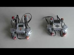 LEGO MINDSTORMS EV3 and NXT Compatibility - YouTube