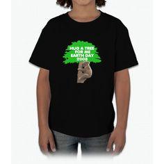Earth Day Koala Bear Young T-Shirt