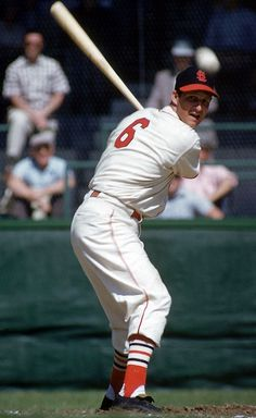 "St. Louis Cardinals legend, Stan ""The Man"" Musial"