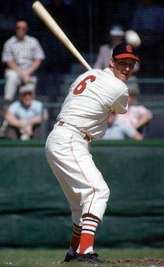 "St. Louis Cardinals legend, Stan ""The Man"" Musial"