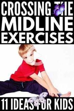 These super fun crossing the midline exercises can be used in the classroom, in OT, and at home to improve brain communication and fine motor skills! #yoga #yogaideas<br> Physical Education Games, Health Education, Physical Activities, Team Building Activities, Therapy Activities, Yoga Poses For Two, Brain Gym, Struggling Readers, Gross Motor Skills