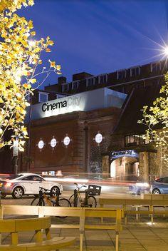 Cinema City, Norwich.