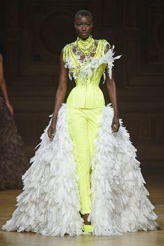 Serkan Cura Couture Fall 2014 - Slideshow