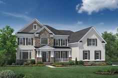 Hollister by Toll Brothers at Dominion Valley Country Club - Estates