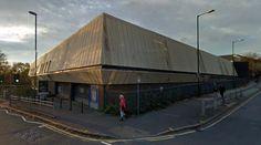 Former Co-op store - #architecture #googlestreetview #googlemaps #googlestreet #uk #nottingham #brutalism #modernism