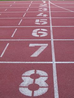 run 800 metres without stopping