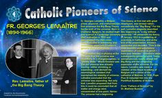 Fr. Georges Lemaitre, father of the Big Bang and modern cosmology.