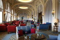 Hotel Royal - Le Grand Salon  Evian France