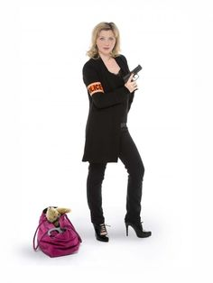 Candice Renoir saison 1 «Aucun criminel ne lui résiste»