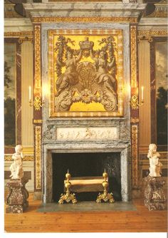Palace Het Loo detail , the Netherlands
