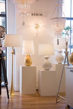 As a comprehensive decorative lighting resource, Circa Lighting offers a diverse collection of handcrafted interior and exterior lighting. Each showroom features signature pieces by design legends such as Aerin, Sandy Chapman, Thomas O'Brien, Alexa Hampton, Barbra Barry, Suzanne Kasler, Eric Cohler, Clodagh, J. Randal Powers and an extensive and exclusive studio line.