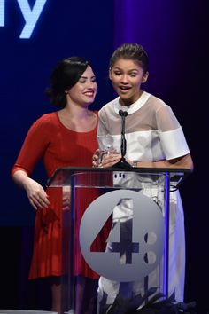 Image result for demi lovato and zendaya