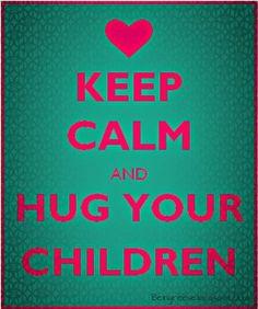 Hugs!!! Lots and lots!