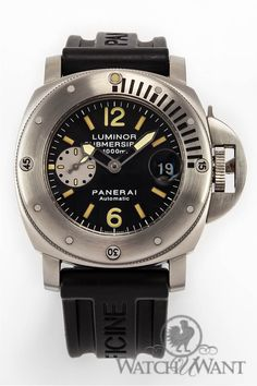 Panerai PAM 64 C 1000m Submersible (Original La Bamba) - 500 Pieces Special Edition - 44mm Stainless Steel