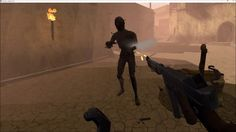 Under a Desert Sun Alpha 0.305