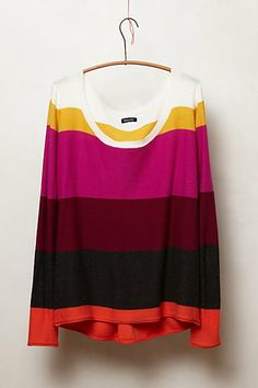 Bevendean Pullover #anthropologie