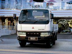 Mitsubishi Fuso Canter Guts (FB5) '1993–2002