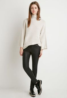 Faux Leather Pants | Forever 21