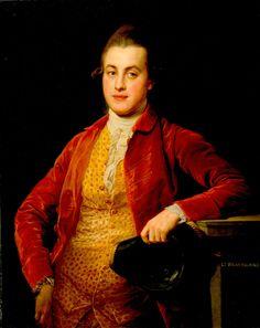 Pompeo Batoni (Italian, 1708–1787)   Portrait of Richard Aldworth Neville, later Second Baron Braybrooke   1773   Oil on canvas   Gift of the Samuel H. Kress Foundation   58.32