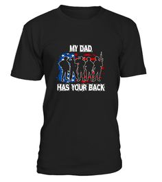 """# My Dad Has Your Back T Shirts8 .  ** RELAUNCHED -by popular demand**This is the LASTtime print!Don't miss out!Secured payment via Visa / Mastercard / Amex / PayPalHow to order:1. Click the drop down menu and select your style2. Click""""Buy it now""""3. Select size and quantity4. Enter shipping and billing informationOrder 2 or more and SAVE on shipping.   Men's   Tired DAD Low Power Mode No Charge Funny Father's Day       My Dad   Has Your Back T Shirts"""