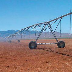 Sistemas de riego mediante Pivot central: aportan ventajas, riegan cultivos por el mundo y permiten la aplicación precisa de fertilizantes.