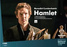 See National Theatre Live's HD Encore Broadcast of Hamlet with Benedict Cumberbatch at the Capitol Center for the Arts (Concord, NH)  on Nov 16, 2016
