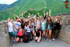 Visit to China for TBS's students - Travel organized by EST'Asia's student