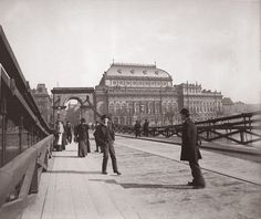 20 Photos of Prague from 1878-1918