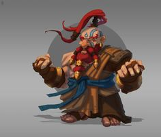 ArtStation - Dwarfs, Alexander Trufanov