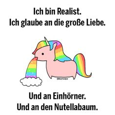 Ich bin Realist
