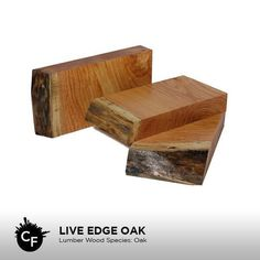 Live Edge Oak by ChicagoFabrications