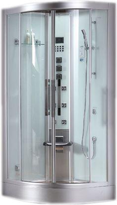 Ariel Platinum DZ963F8-W Steam Shower