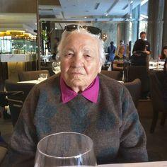 My beautiful grandmother.