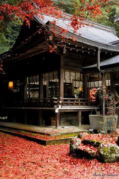 奈良、等彌神社(とみじんじゃ)/Tomi-Shrine, Nara