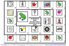 oca_r_inic Calendar, Holiday Decor, Google, Speech Language Therapy, Therapy, Reading, Activities
