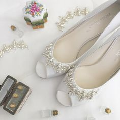 Perfect addition to your Gatsby Costume! #gatsby #wedding #bridal #shoes