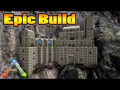 Ark survival evolved best base locations youtube video games ark survival evolved epic cliff base build youtube malvernweather Gallery