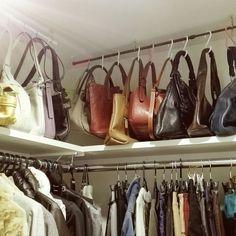 Interior Living Room Design Trends for 2019 - Interior Design Wardrobe Organisation, Wardrobe Storage, Closet Storage, Closet Organization, Organizing, Walk In Wardrobe, Wardrobe Design, Diy Dressing, Organizar Closet