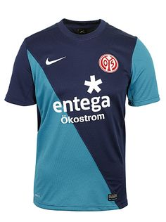 FSV Mainz 05 Away Kit 2012/13 Nike