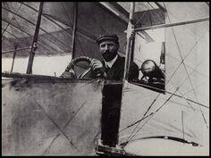 Le 2 octobre 1908 dans le ciel : Farman victime d'une panne de son moteur