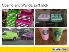 Timmy Turner Must Be Close