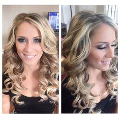 Anaheim Wedding - Hair & Makeup by Dee