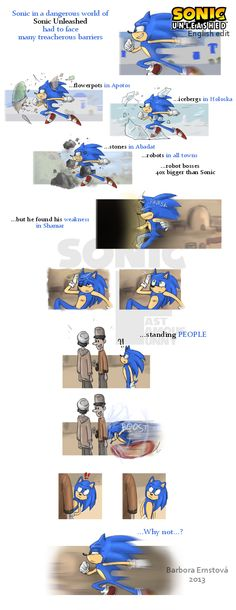 SonicUnleashed (1) by BUGHS-22 on DeviantArt