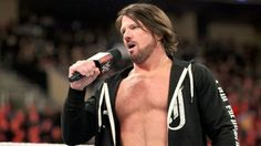 Styles challenges Jericho to a match at Wrestlemania.
